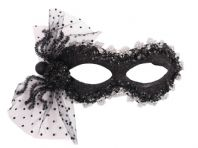 Black Spider Mask